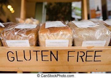 produtos, gluten, livre