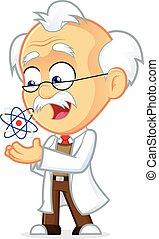prof, atome