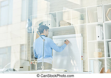 profesional de informática, planificación, proyecto