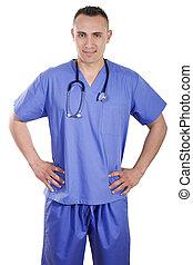 profesional del cuidado médico