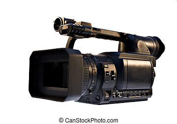 profesional digital video cam