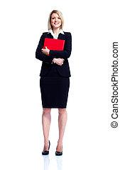 profesional, empresa / negocio, woman.