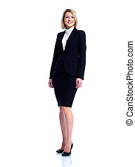 profesional, woman., empresa / negocio