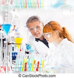 profesjonaliści, zdrowie, lab., troska