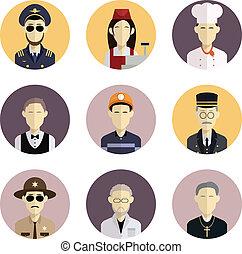 Profession icons 2
