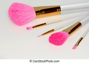 Professional accessories for makeup face