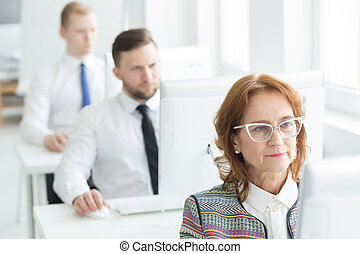 Professional call centre