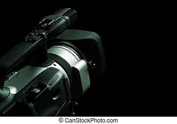 professional camcorder - special toned photo f/x,focus point...
