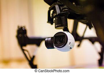 Professional camera drone