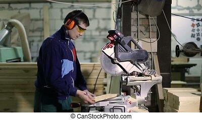 Professional carpenter marking board for cutting