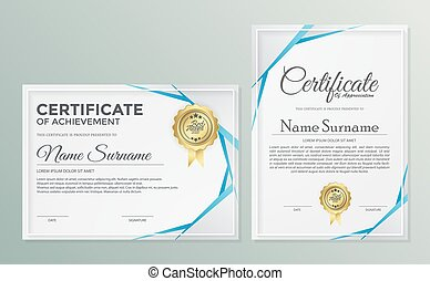 Professional Certificate Template from cdn.xl.thumbs.canstockphoto.com