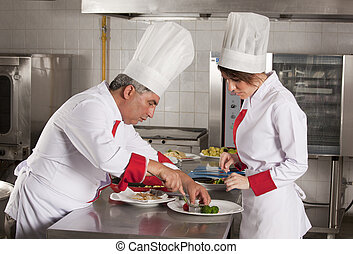 professional chefs