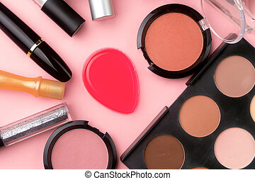 professional cosmetics background - professional cosmetics ...