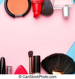professional cosmetics mockup - professional cosmetics on ...