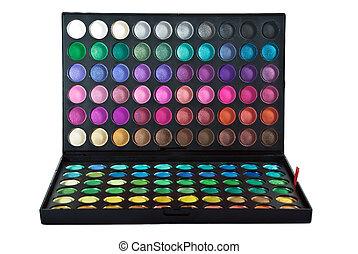 Professional cosmetics - Professional make up eye shadow ...