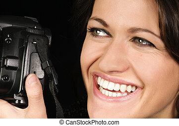 Professional Female Photographer