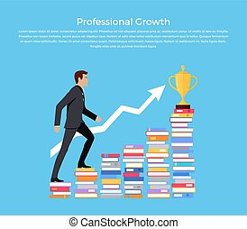 Professional Growth Banner Design