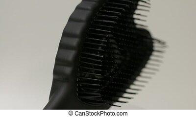 Professional Hair Comb Black - Luxury professional hair...