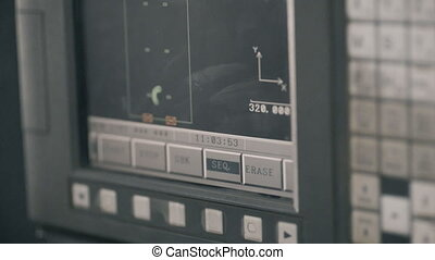 professional industrial engineer programmer modern machine settings CNC punching machine