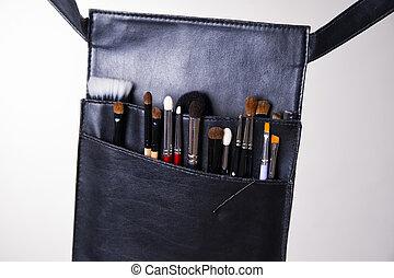 Professional make-up bag