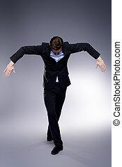 professional male dancer