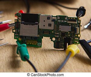 professional repair test printed circuit board