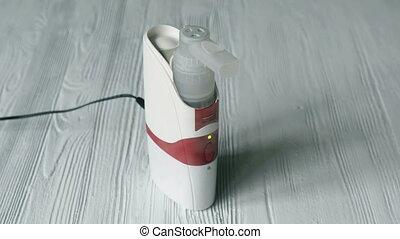 Professional ultrasonic inhaler nebulizer