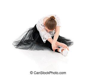 professionale, ballerino balletto