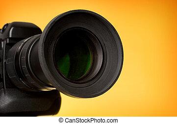 professionale, macchina fotografica digitale