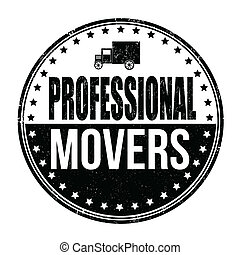 professionale, promotori, francobollo