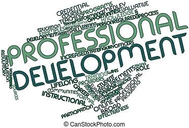 professionel, udvikling