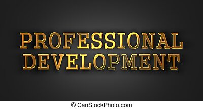 professionnel, concept., development., business