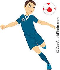 professionnel, joueur football