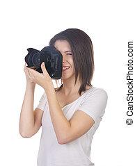 professionnel, photographe