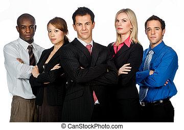 professionnels, business