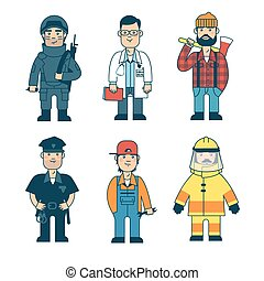 professions., anders, set., man