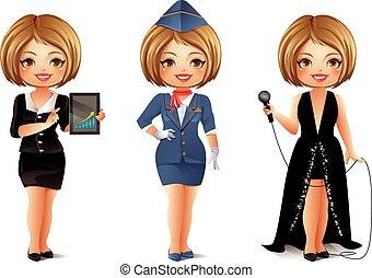 Professions Set 4