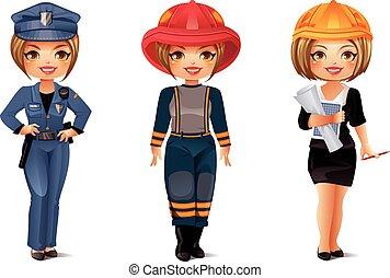 Professions Set 6