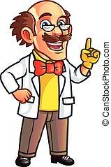 Professor Mascot