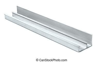 profiel, aluminium