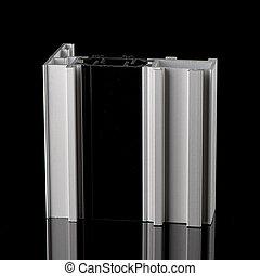 profiel, staal, aluminium