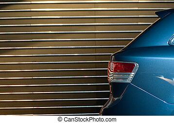 profil, auto