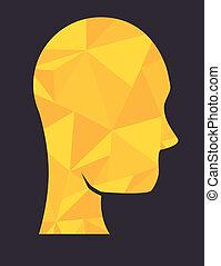 profil, design