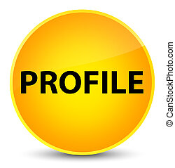 profil, elegant, taste, runder , gelber