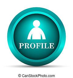 profil, ikone