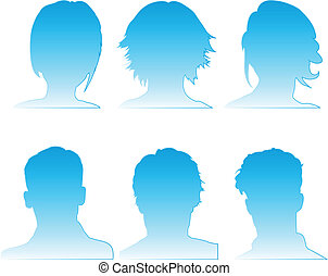 profile icons 6 people