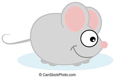 profile mouse
