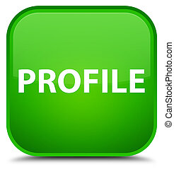 Profile special green square button