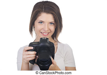 profissional, fotógrafo