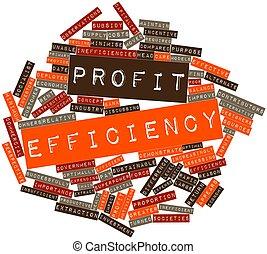 Profit efficiency